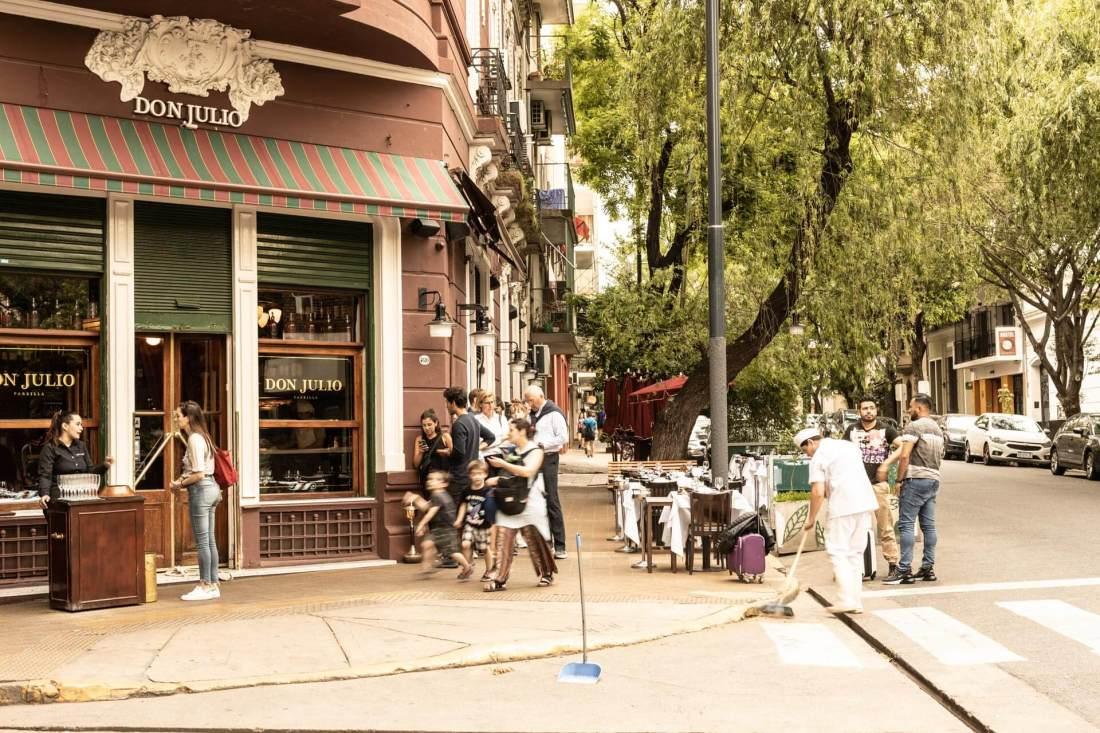 Steakrestaurant Don Julio, Gurruchaga, Palermo, Buenos Aires