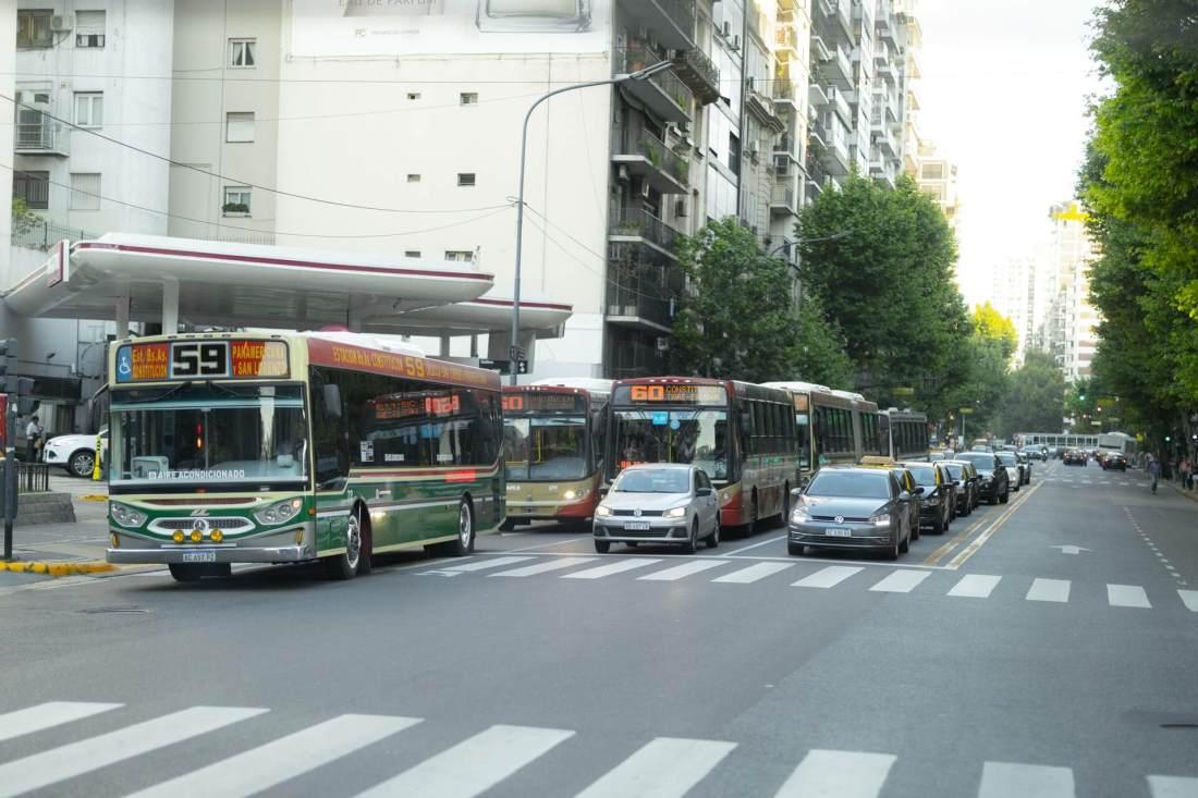 SUBE, Öffentlicher Nahverkehr in Buenos Aires