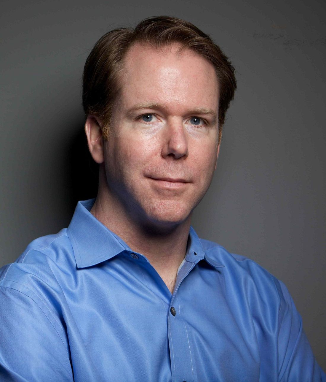 David Brindley, Managin Editor, National Geographic Magazine
