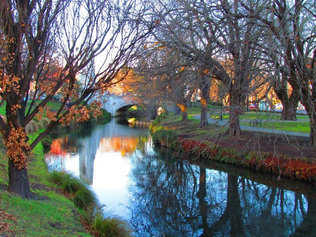Botanischer Garten Christchurch