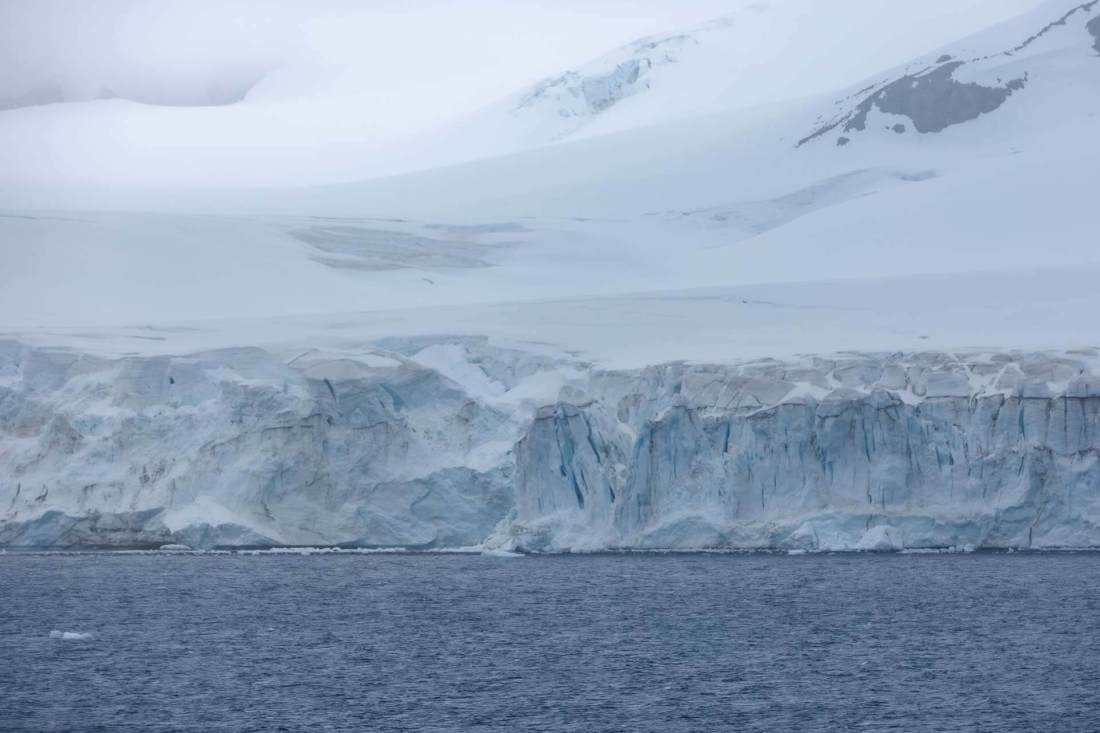 Eisberglandschaft Weddell Sea