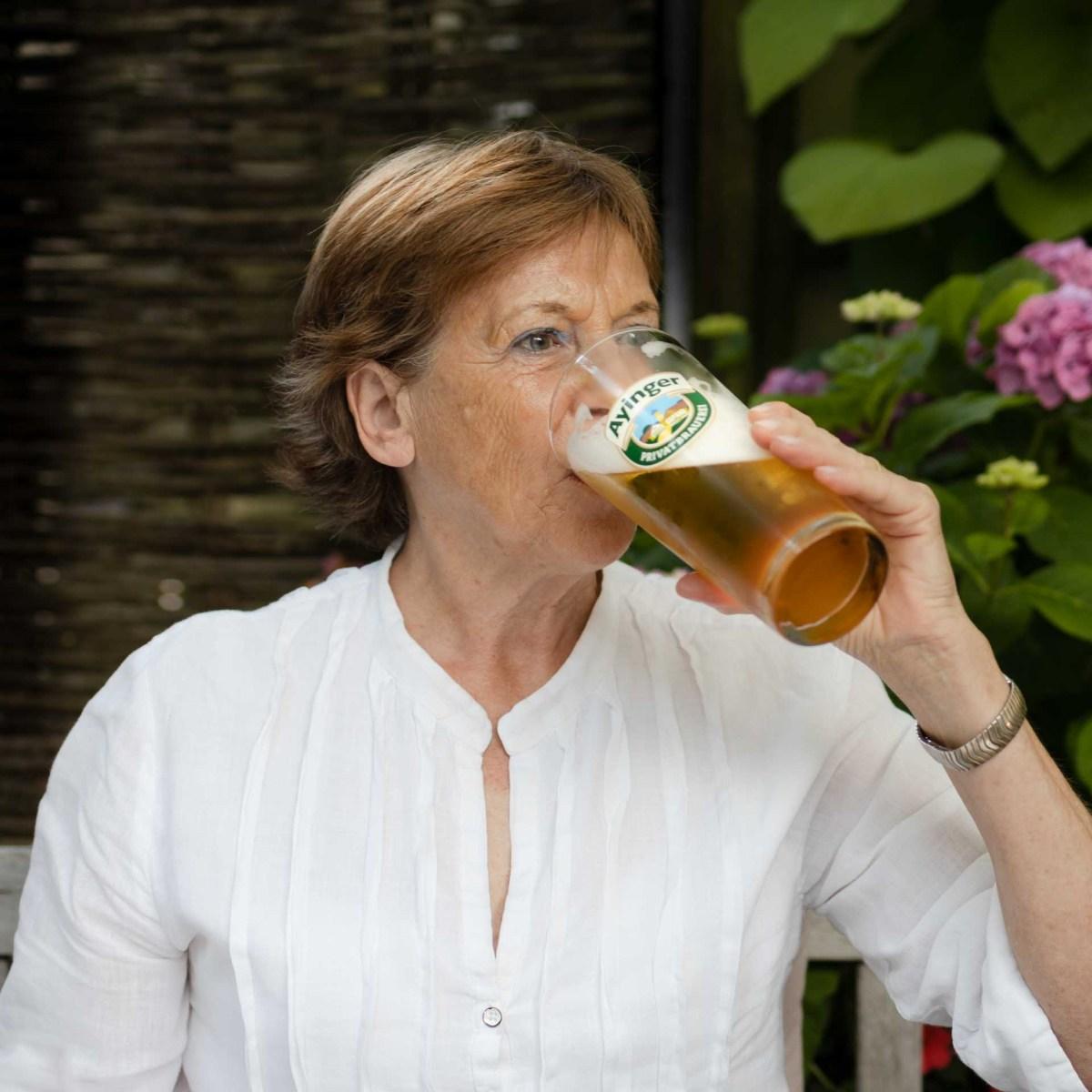 Durstig in Aying