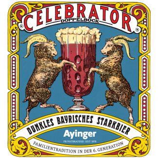 Celebrator-Bierdeckel