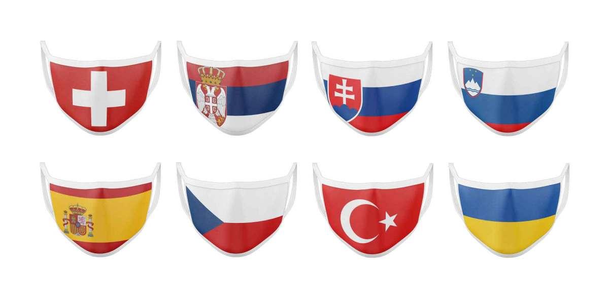 Andere Länder - andere Masken