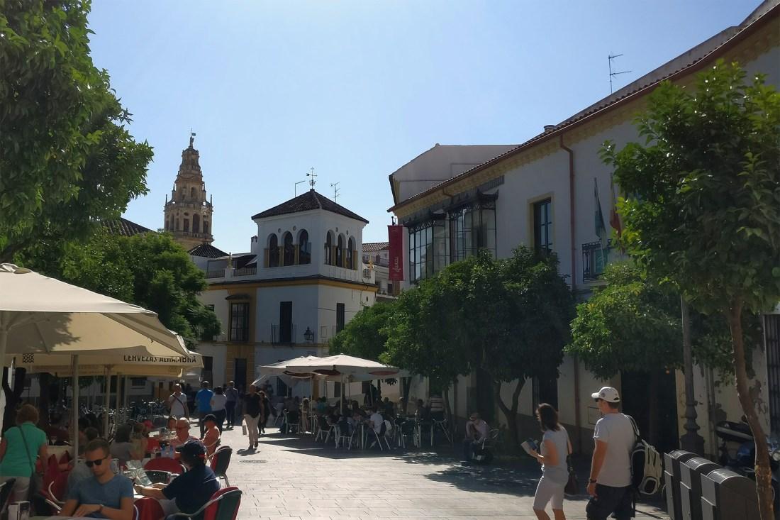 Innenstadt vonCórdoba