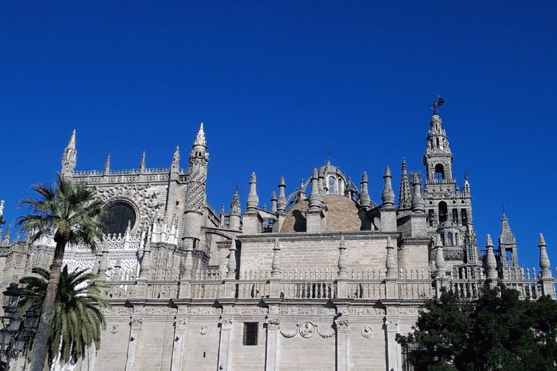 Kathedrale von Westen