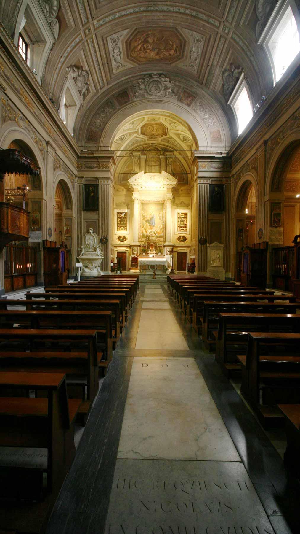 Santa Maria Immacolata a Via Veneto