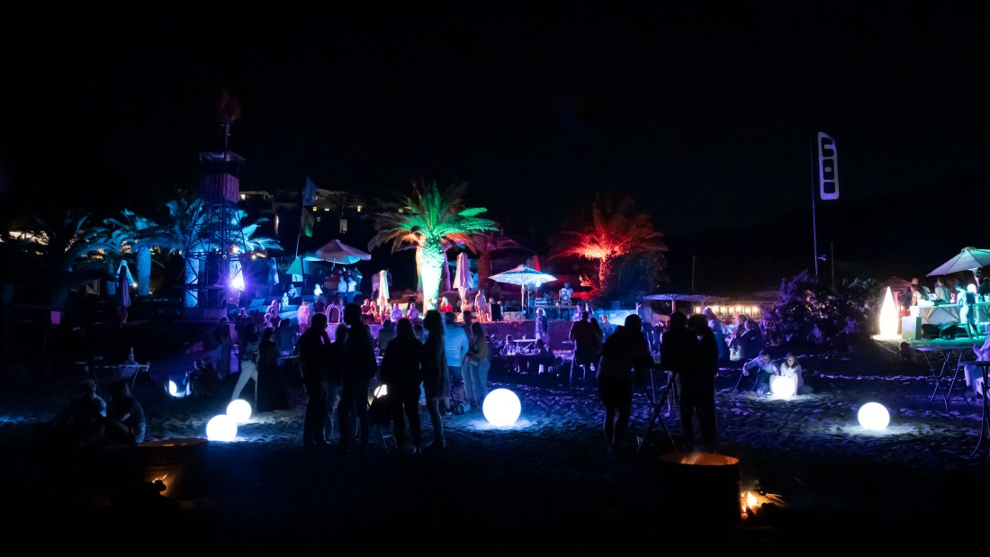 Mottoparty Beachparty, ROBINSON Club Daidalos