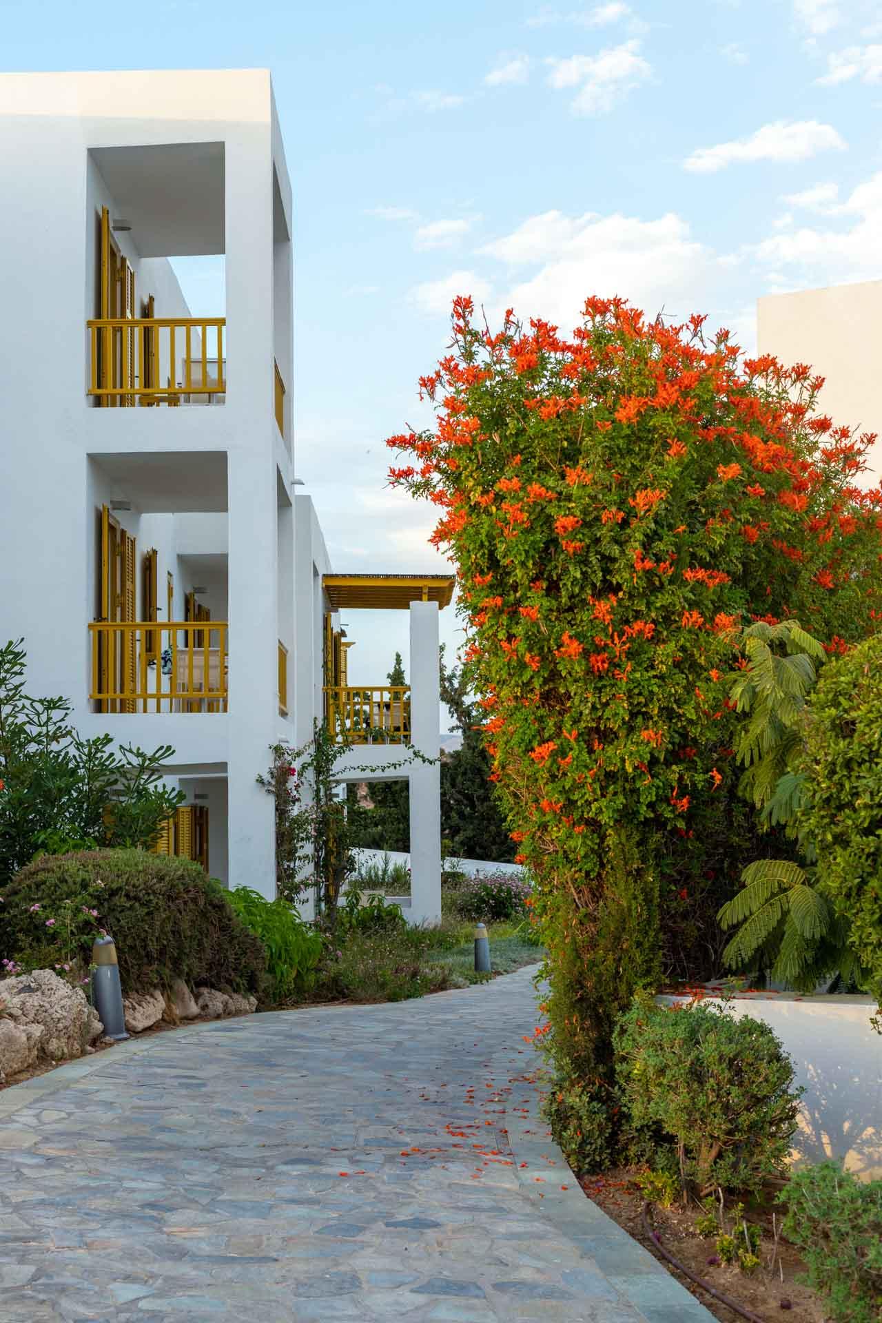 ROBINSON Club Daidalos Clubanlage und Resort
