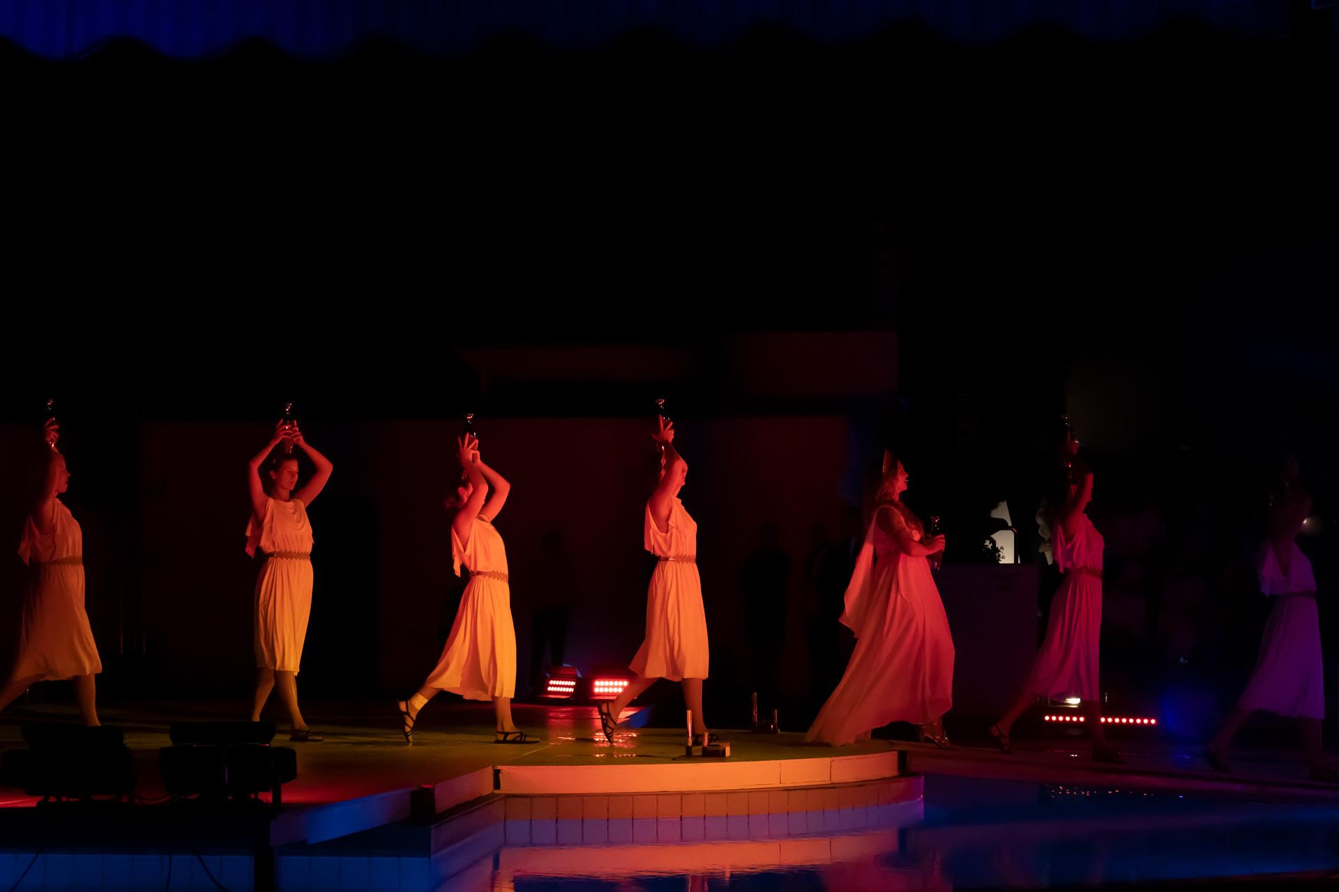 ROBINSON Club Daidalos - EPOS Show - Griechische Heldensaga