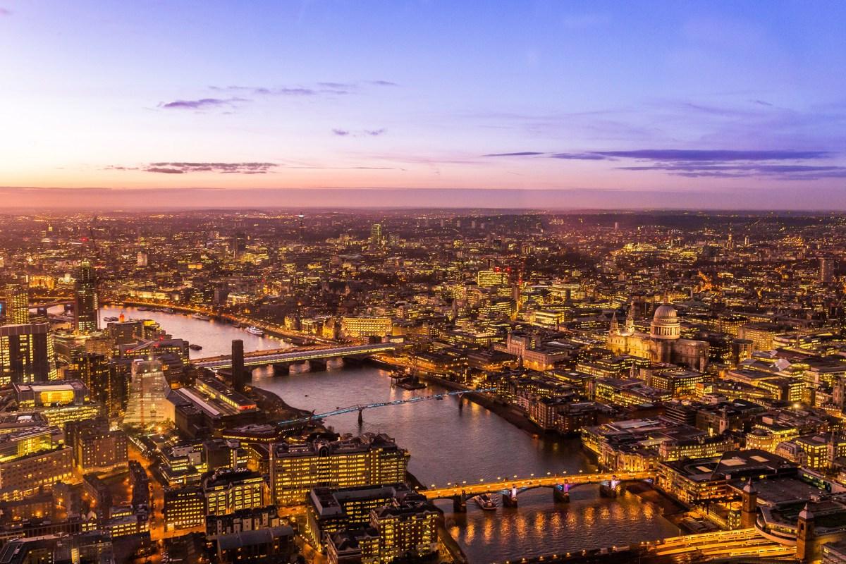 London: Heimatstadt, Basis, Headquarter von James Bond