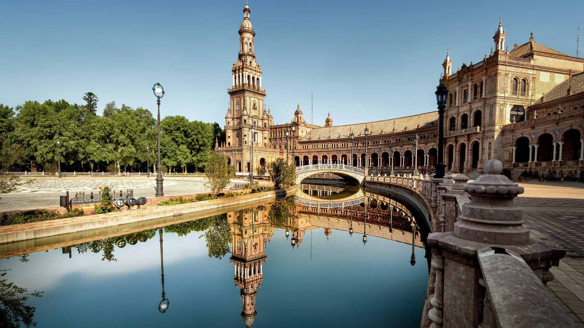 Sevilla City Impressionen