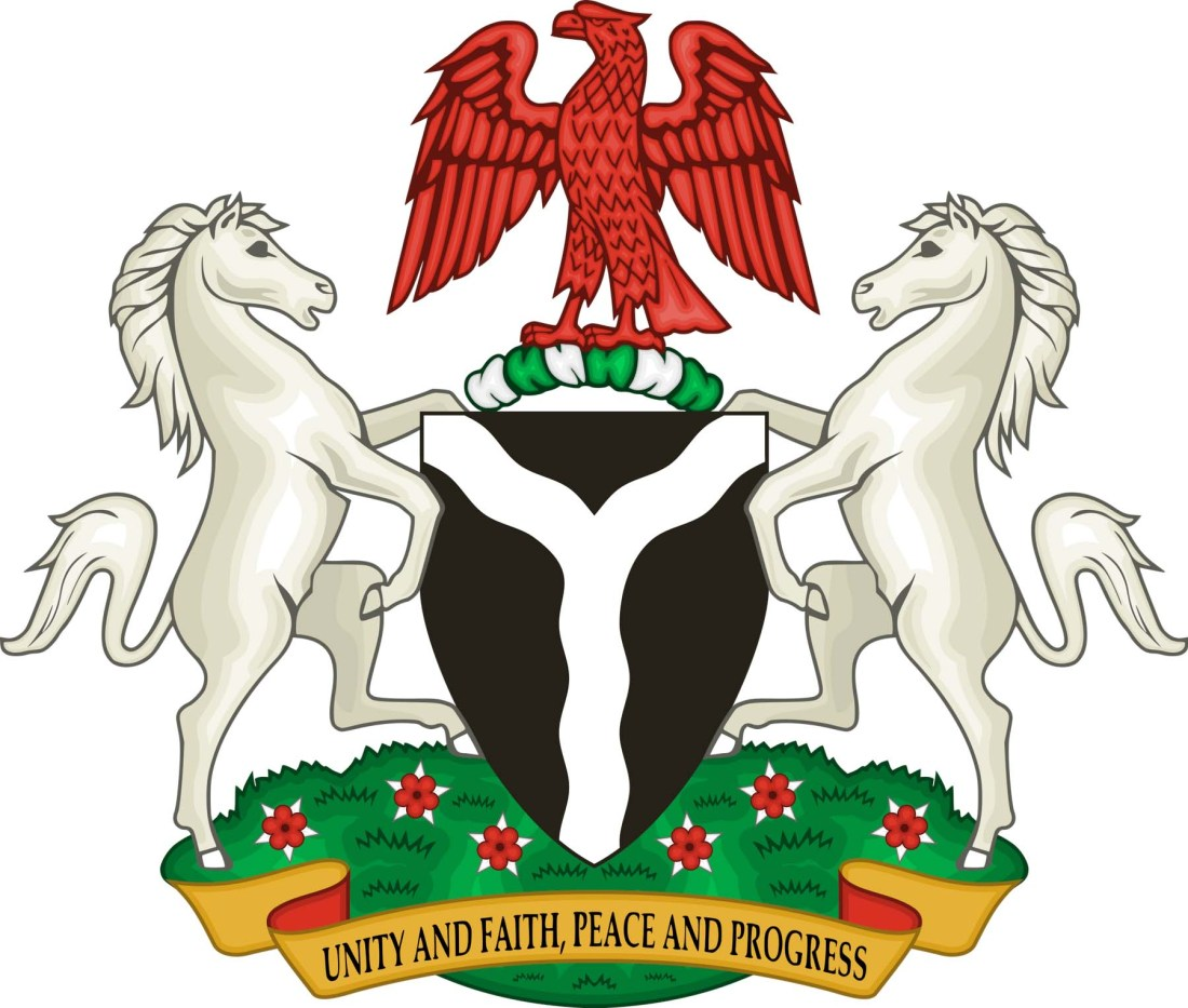 Wappen Nigeria