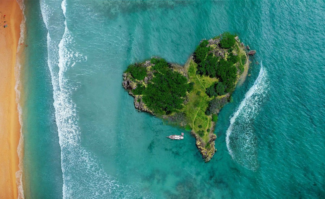 Herz  Insel
