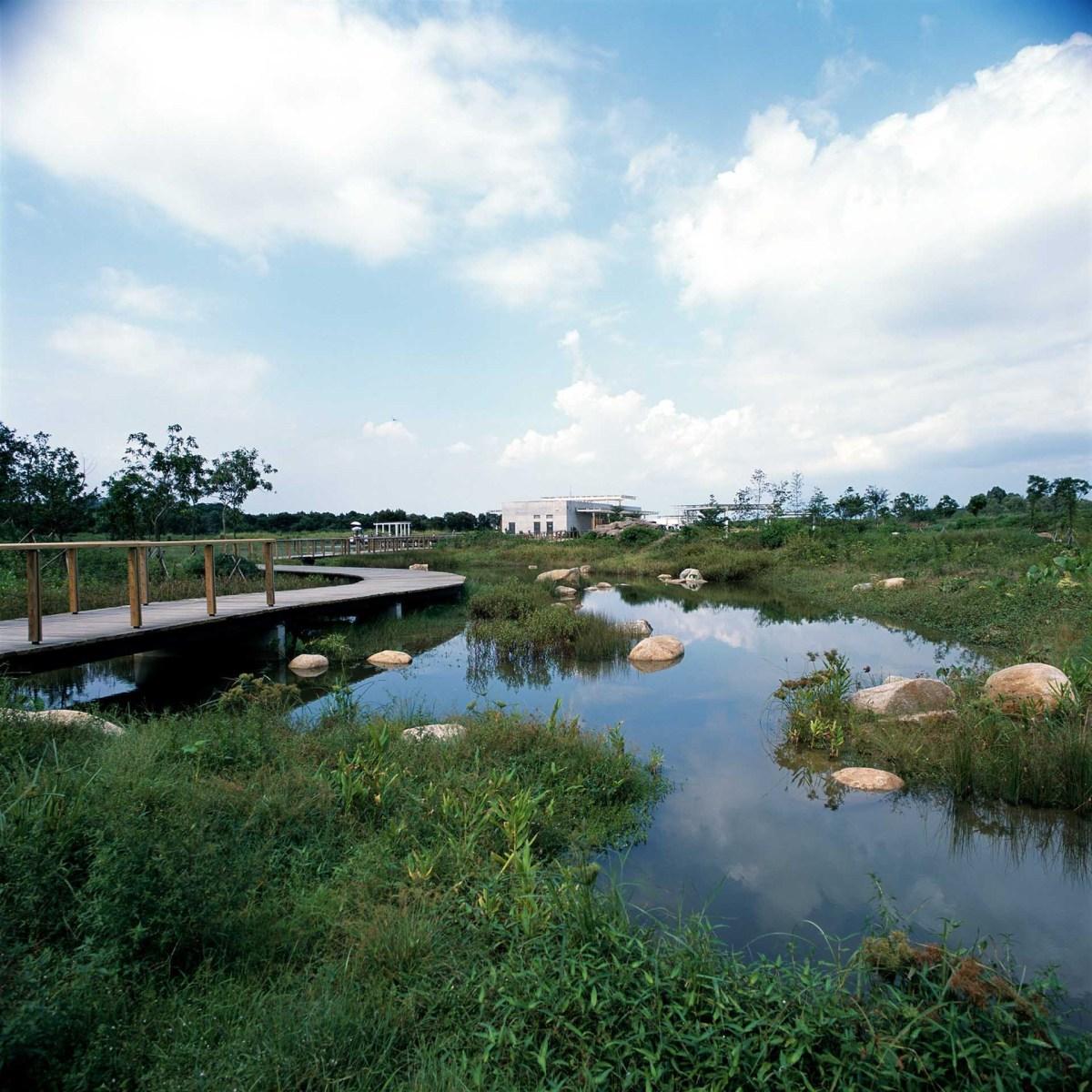 Hongkong Green Wetland