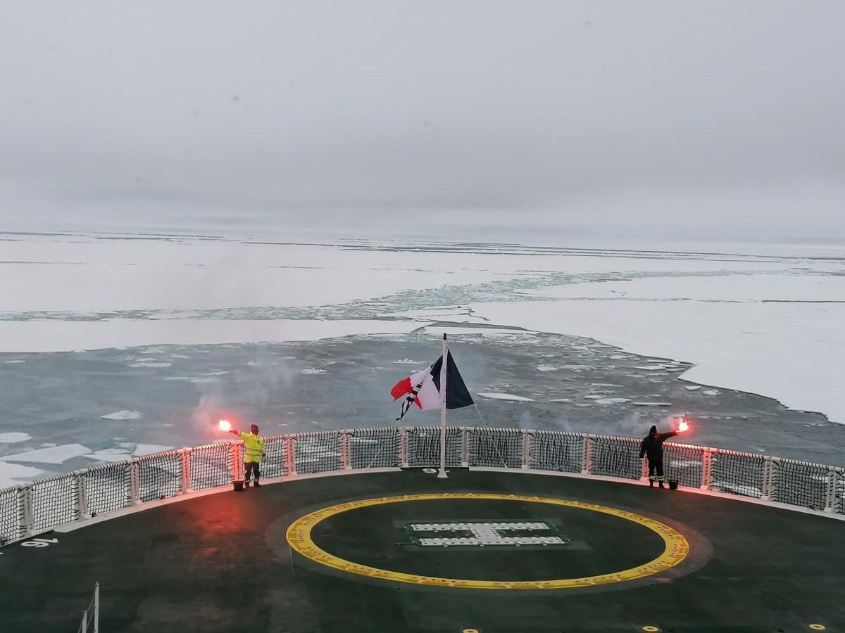 Le Commandant Charcot Nordpol