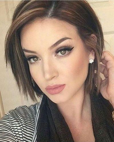 Lob Haircut With Bangs Round Face Archives Hair Cut Stylehair