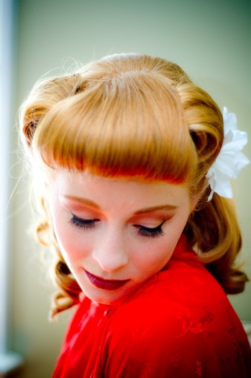 75 Popular Vintage Hairstyles That You Can Do Yourself