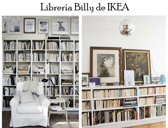 Libreria Ikea Librera Y Mueble Tv Ikea Billy Benno Foto
