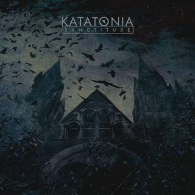 Katatonia-Sanctitude-CD+DVD-Cover