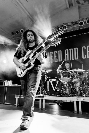 Coheed And Cambria live in Köln
