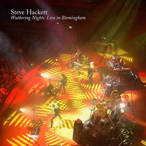 Steve Hackett - Wuthering Nights: Live in Birmingham (IOM, 2018)