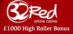 Best £1000 casino deposit bonus