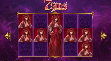 7 sins online slot
