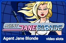 agent blonde slot