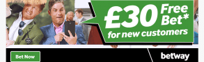 Betway Sign Up Offer, Bonus, Free Bet & Promotions