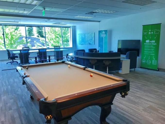 Pool Table @Betsol Office Workspace Broomfield, USA | Betsol
