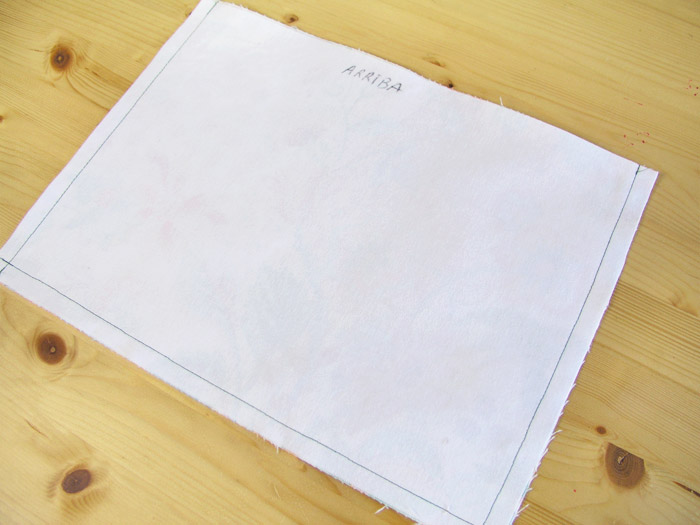 Sew the outer part of the tissue basket |  Betsy Sewing