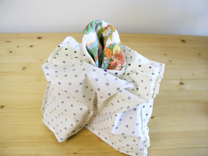 Pull the outer part out through the groove on the inner part |  Betsy Sewing
