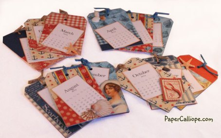 Hidden-book-calendar-inserts-with-Graphic-45-Papers-by-Paper-Calliope-web