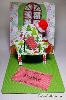 Paper-Calliope-3D-Christmas-Card-Santas-Chair