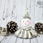 Melt hearts with upcycled snowmen