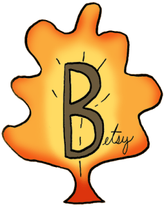 Betsy Yaros Fall signature