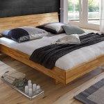Bequemes Bett Rimini Aus Hochwertigem Buchenholz