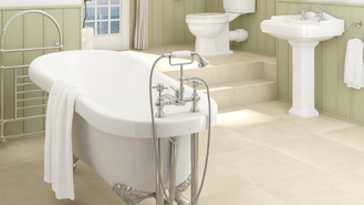 Bathroom Suite Deals   Bathroom Suites   Better Bathrooms We have traditional bath suite deals for those who want to bring back that  country style  or straight bath suite deals for lovers of chic
