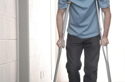 man-with-a-fracture