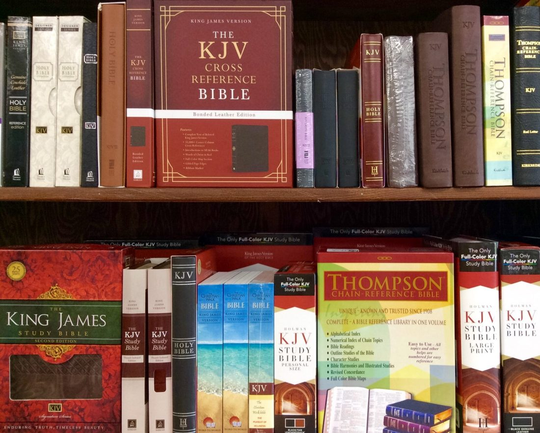 calgary kjv king james bible store thompson chain