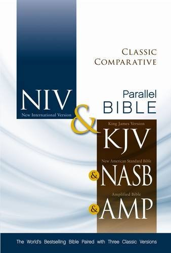 NIV KJV NASB Amplified