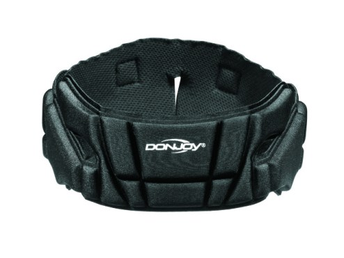 DonJoy Hat Trick Soccer Headgear Front View