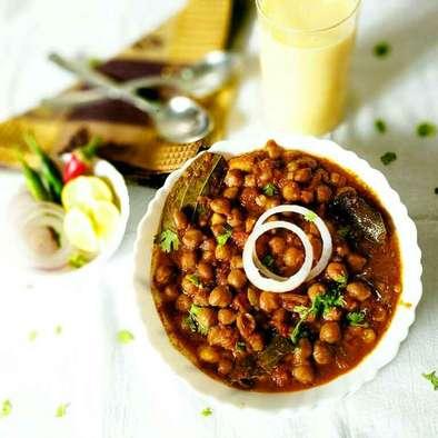 Restaurant style Punjabi chole