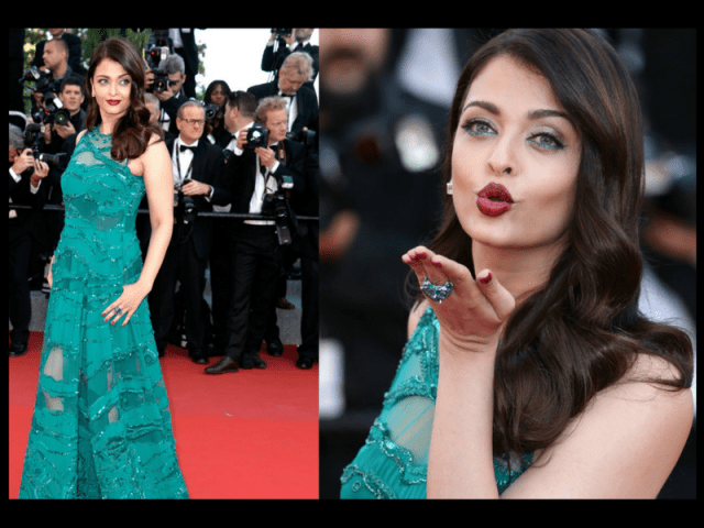 long wavy net gown cannes hindi