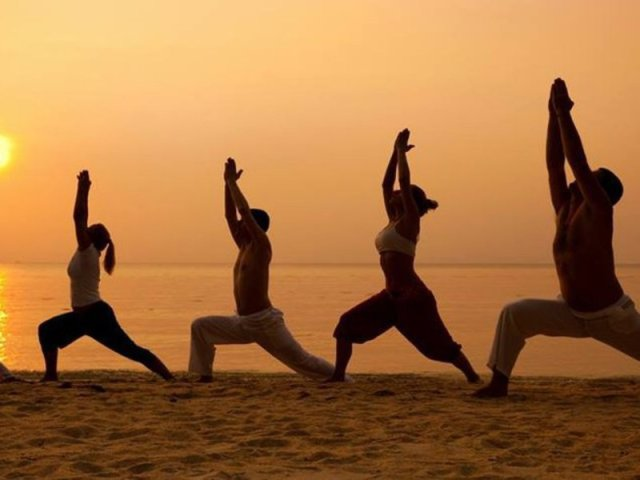 yoga India does best in the world