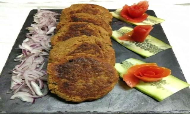 Soya Galouti Kabab