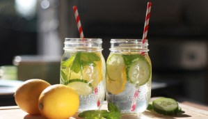 Detox Water Feature Image