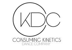 consuming kinetics dance camp logo