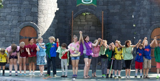 shakespears summer camps